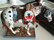 WESTLAND Collectible Plate/Figurine 1452 WAR PONY